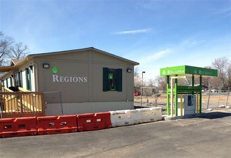 regions bank branches regions bank to build new branch after