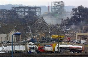 explosion l explosion de l usine azf 224 toulouse retour en images sur