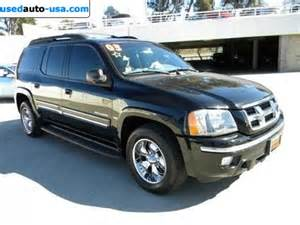 for sale 2003 passenger car isuzu ascender s laguna