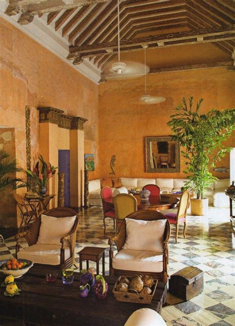 image result  colombian style interior spanish style