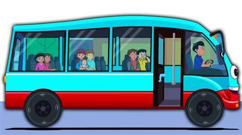 imagenes buses escolares animados ruedas en el autob 250 s de dibujos animados para ni 241 os