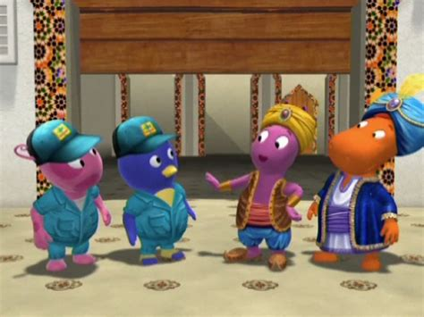 Backyardigans Original Cast Backyardigans Movers Of Arabia Related Keywords