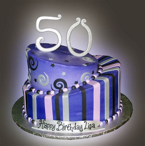 Specialty Birthday Cakes by Happy 50th Birthday Cake Www Pixshark Images