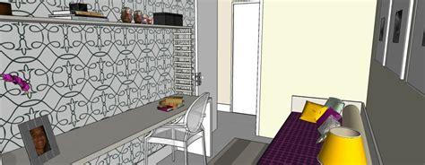 escritorio quarto de hospedes quarto de h 243 spedes escrit 243 rio ideias designer de interior