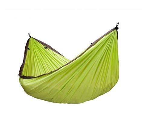 Hamac Toile Parachute by Hamac De Voyage Simple Colibri Vert La Siesta
