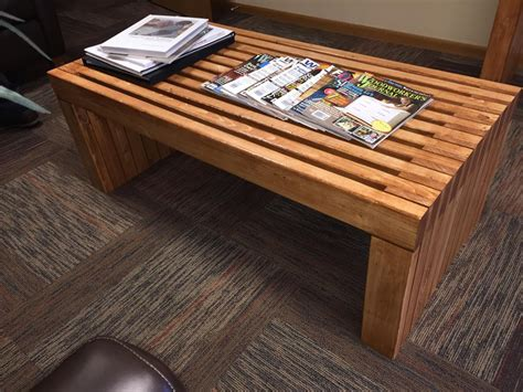 modern coffee table buildsomethingcom