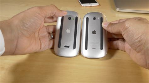 magic mouse  review rechargeable  sturdier