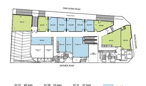 layout of freehold mall trio retail shop from 1 098m enquiry 9834 5140