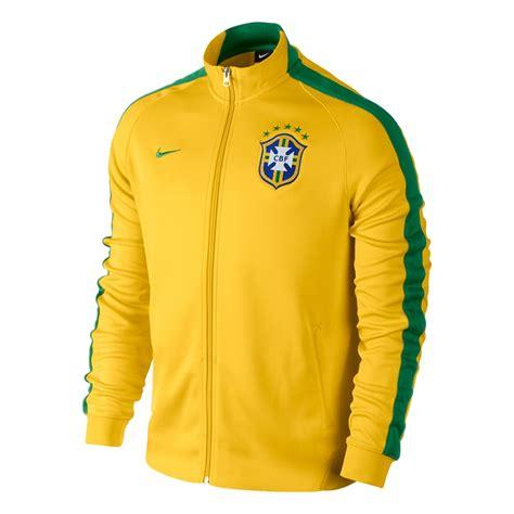 Jaket Tracker Barcelona By Adizero nike brasil n98 authentic track jacket varsity maize