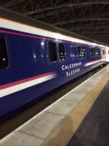 Sleeper Glasgow by Tiree On The Move On Tiree