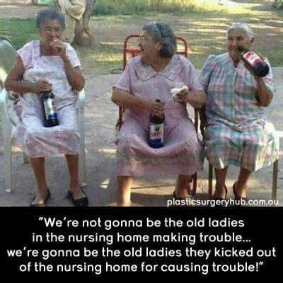 Young Old Lady Meme - 1000 ideas about funny old ladies on pinterest life