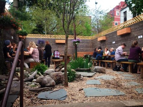 backyard bar brooklyn outdoor drinks beyond bar food brooklyn based