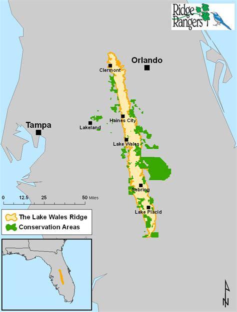 where is lake wales florida on map lake placid chamber of commerce lake wales ridge map