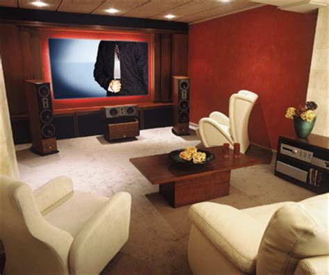 home theater interior design june 2013