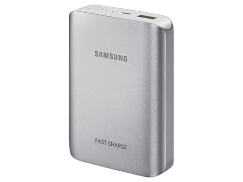 Samsung Charger Fast Charging 2 0aori Free Earphone Samsung fast charge battery pack 10 2a mobile accessories eb