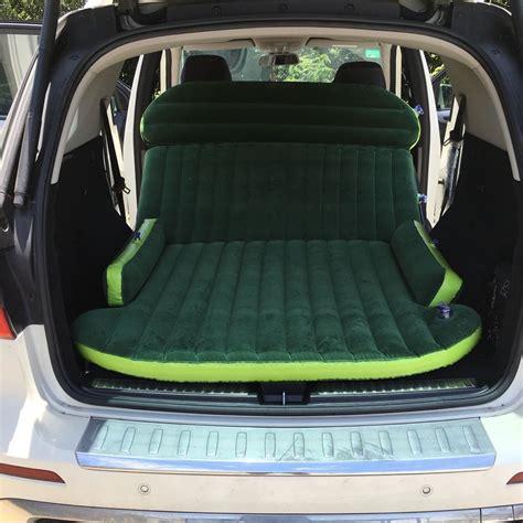 inflatable car mattress   seat home design