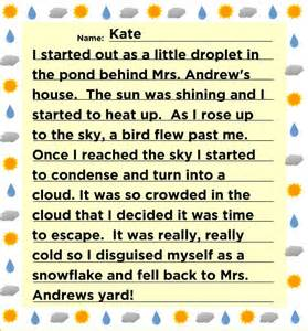 Water Cycle Essay by Kcd Computer Lab Curriculum 2012 2013 2nd Grade Weather