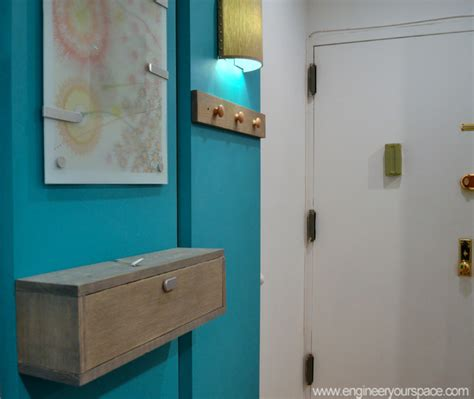 how to decorate a large blank wall how to decorate a big blank wall and create an entryway