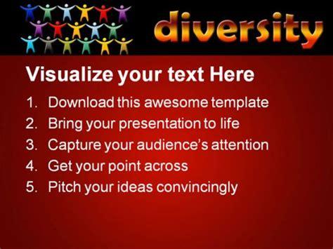 diversity powerpoint templates free diversity powerpoint template 0510