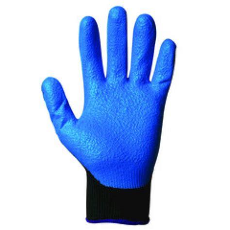 G40 L by Jackson Blue Nitrile Gloves G40 S M L Pair