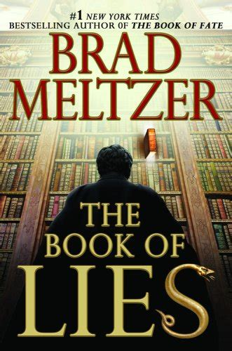 book of lies giveaway win a copy of the book of lies by brad meltzer