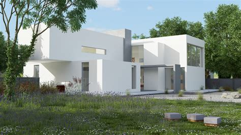 modern houses contemporary white houses modern house