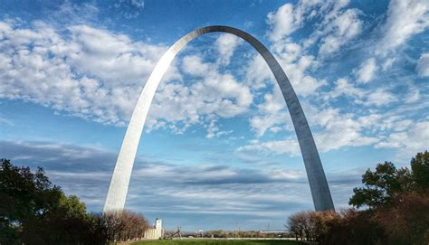 gateway arch the gateway arch saint louis missouri visions of travel