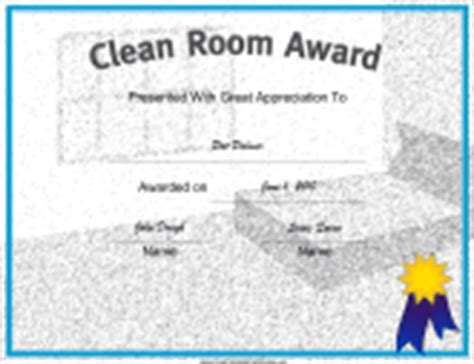 clean room certification certificates of appreciation free printable certificates