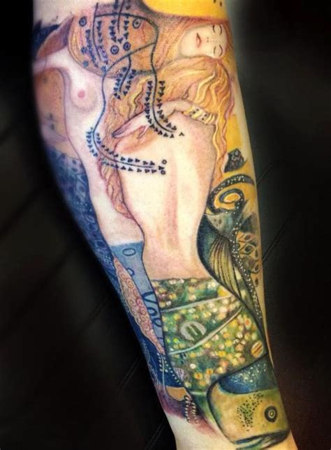powerline tattoo tattoos fantasy mermaid untitled