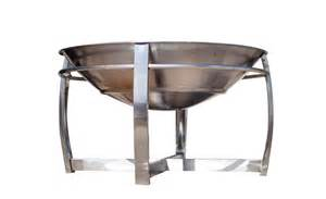 steel pit bowl stainless steel bowl patio heater savvysurf co uk