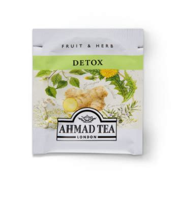 Tea Detox Untuk Kurus by Ahmad Tea Usa Boost Energy And Vitality Naturally With