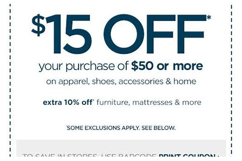 jcpenney 15 off coupon printable