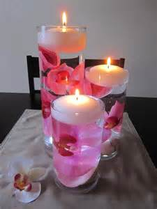 how to make wedding centerpieces with floating candles wodnerful diy unique floating candle centerpiece with flower