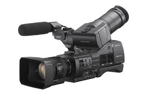 and camcorder sony keeps releasing new nex camcorders the nex ea50 is