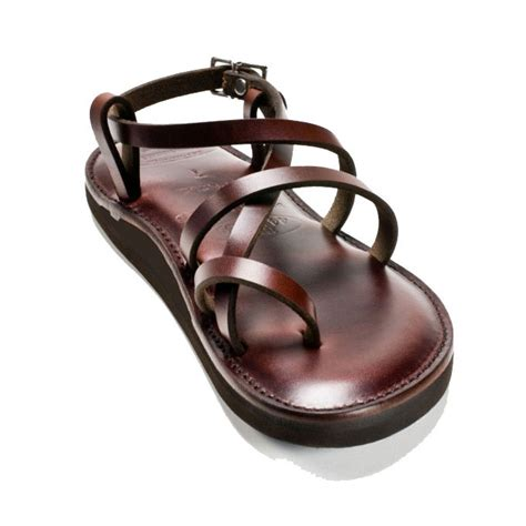 Handcrafted Leather Sandals - handmade leather sandals from the piper sandal company