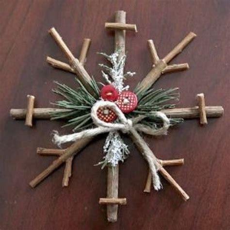 Handmade Ornament Ideas Adults - 35 great twig craft ideas beautiful rustic nature