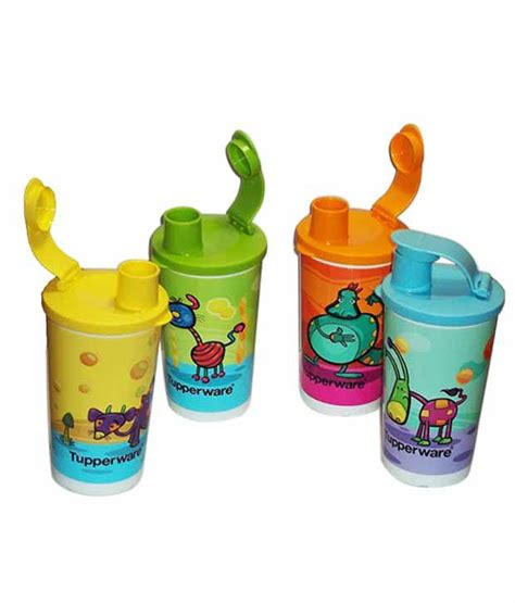 tupperware plastic tumblers with prints buy