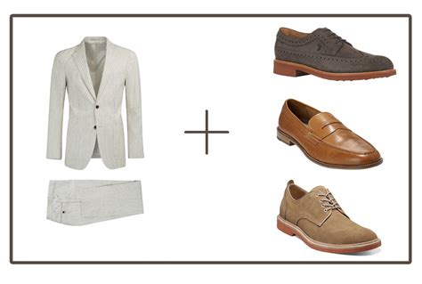 moda masculina gu 237 a para escoger los zapatos de cada