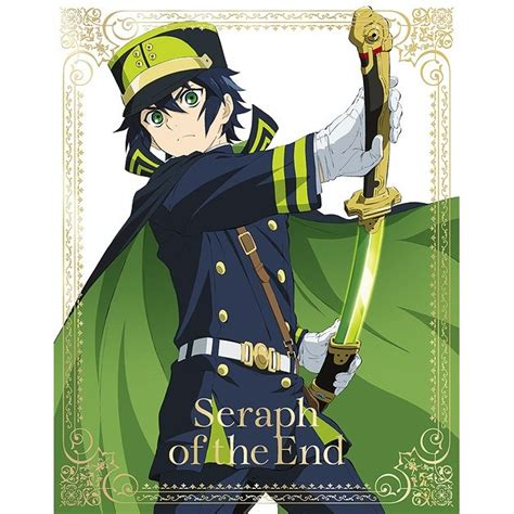 Seraph Of The End Vol 3 seraph of the end vol 1 dvd limited edition