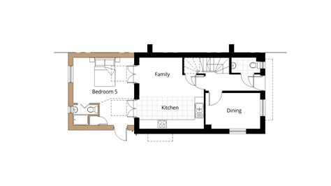 ground floor extension plans prior notification extension drawings swindon project ben william