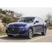 2016 Maserati Levante Review Can Really Make An SUV