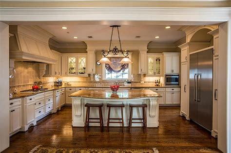 kitchens with islands photo gallery 30 custom luxury kitchen designs that cost more than 100 000