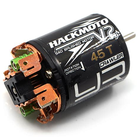 Motor 540 Brushed 27t 45t 55t yeah racing 540 brush motor yeahracing mt 0015 hackmoto v2 45t 540 brushed motor