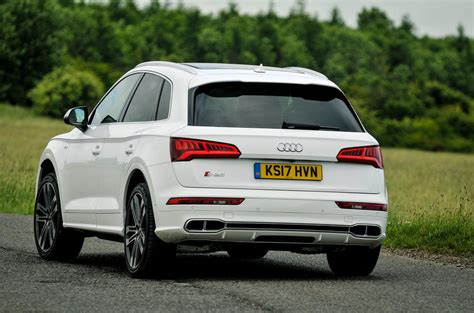 Q5s Audi by Audi Sq5 Ride Handling Autocar