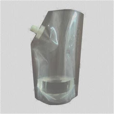 Kemasan Bahan Cairan Stand Up Pouch With Spout 250 Ml jual plastik stand up pouch aluminium foil stand up pouch