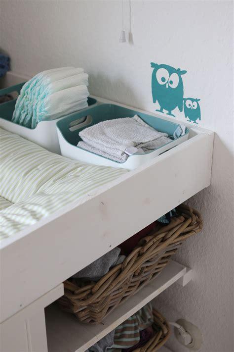 Wickelkommode Einrichten by Duschgedanken Wer Braucht Schon Ein Kinderzimmer