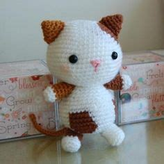 cute kitty pattern and tutorial free amigurumi patterns tutorials on pinterest