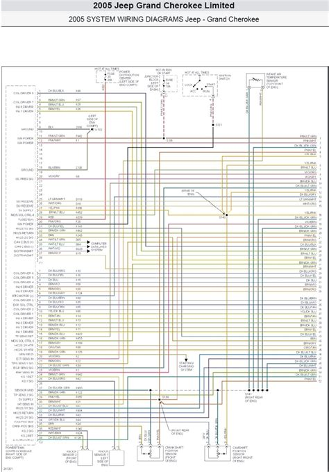 2003 jeep grand transmission parts diagram wiring