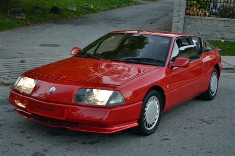 18 months later 1988 renault alpine gta turbo now in