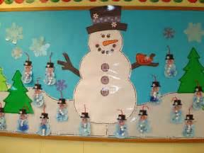 oak room: we used fun foam shapes that the children added pom poms glitter